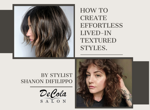 How To Create Effortless Lived-in Textured Styles