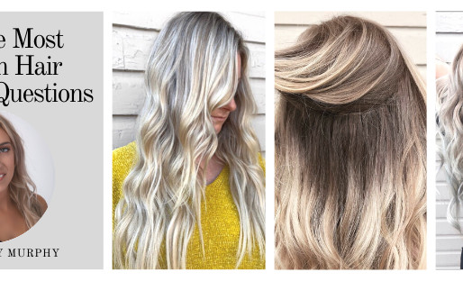 8 Of The Most Common Hair Extension Questions