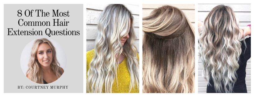 Hair Extensions at DeCola Salon in Exton, PA