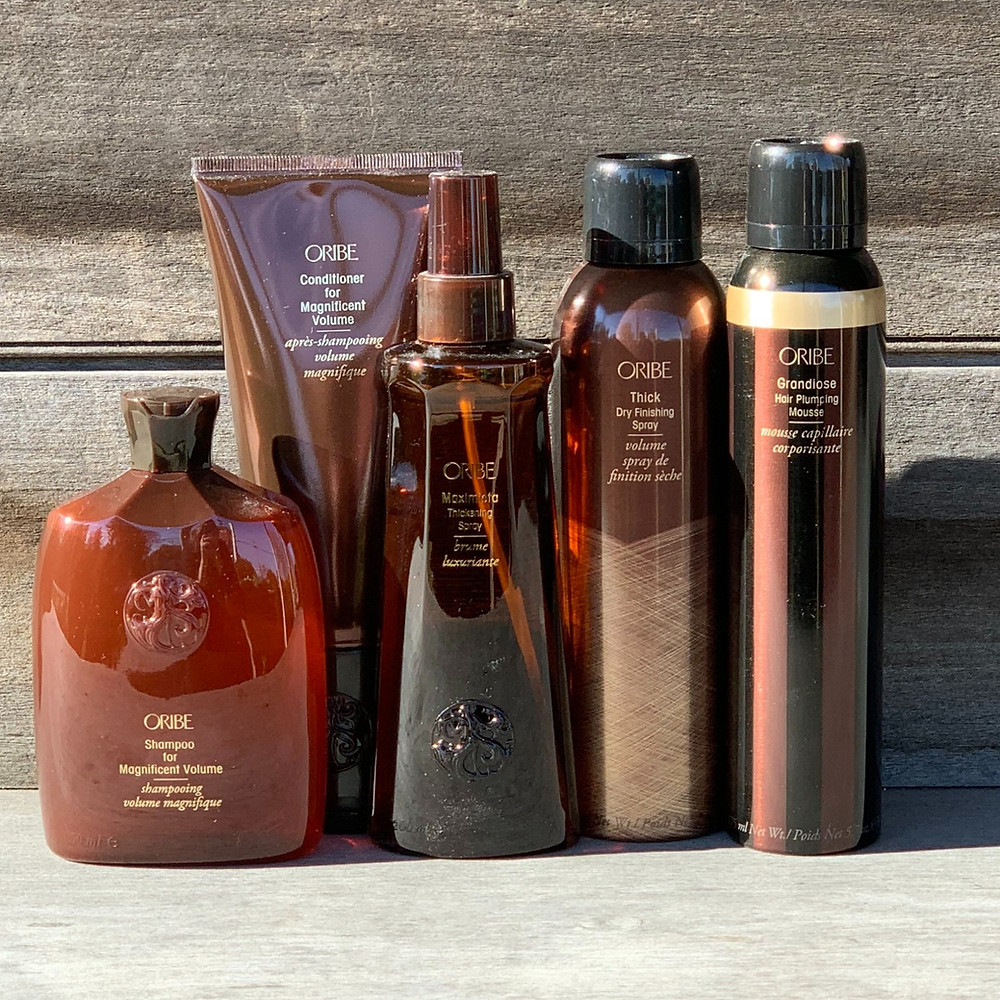 Magnificent Volume Collection Oribe