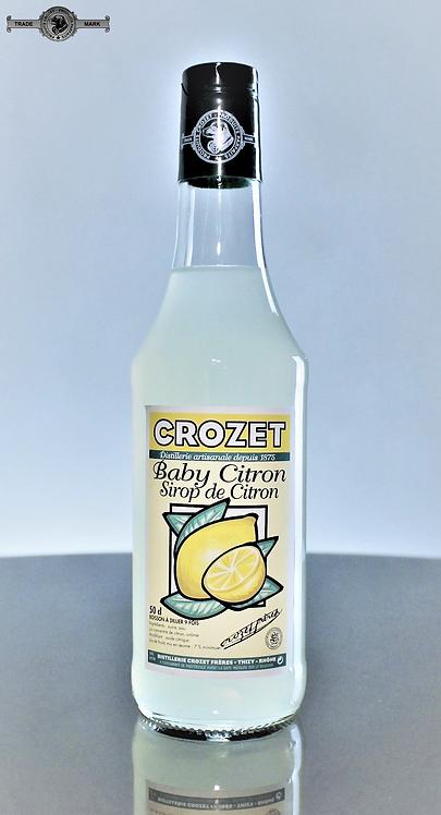Baby citron