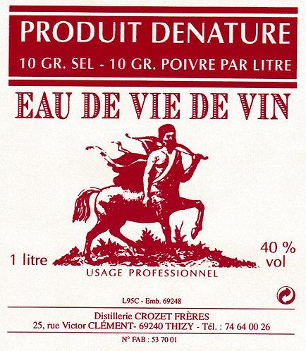 Eau de vie de vin