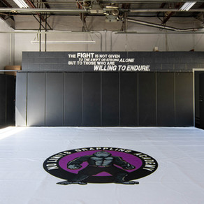 Why No Limits Grappling Academy?