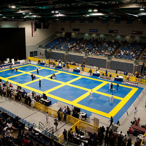 Managing the Pressure of competing in the combat sports