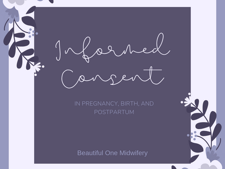 Informed Consent in Midwifery Care