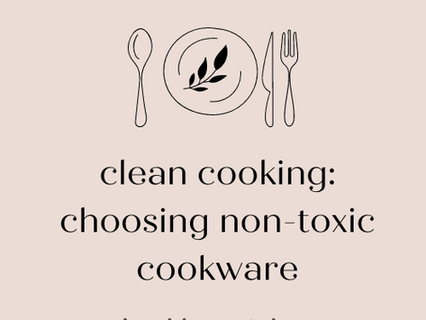Clean Cookware: Why it Matters for Your Health