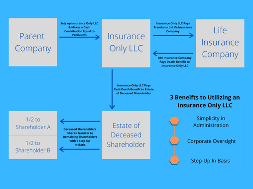 Insurance Only LLC for Business Succession Planning