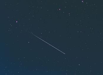 Estrella fugaz