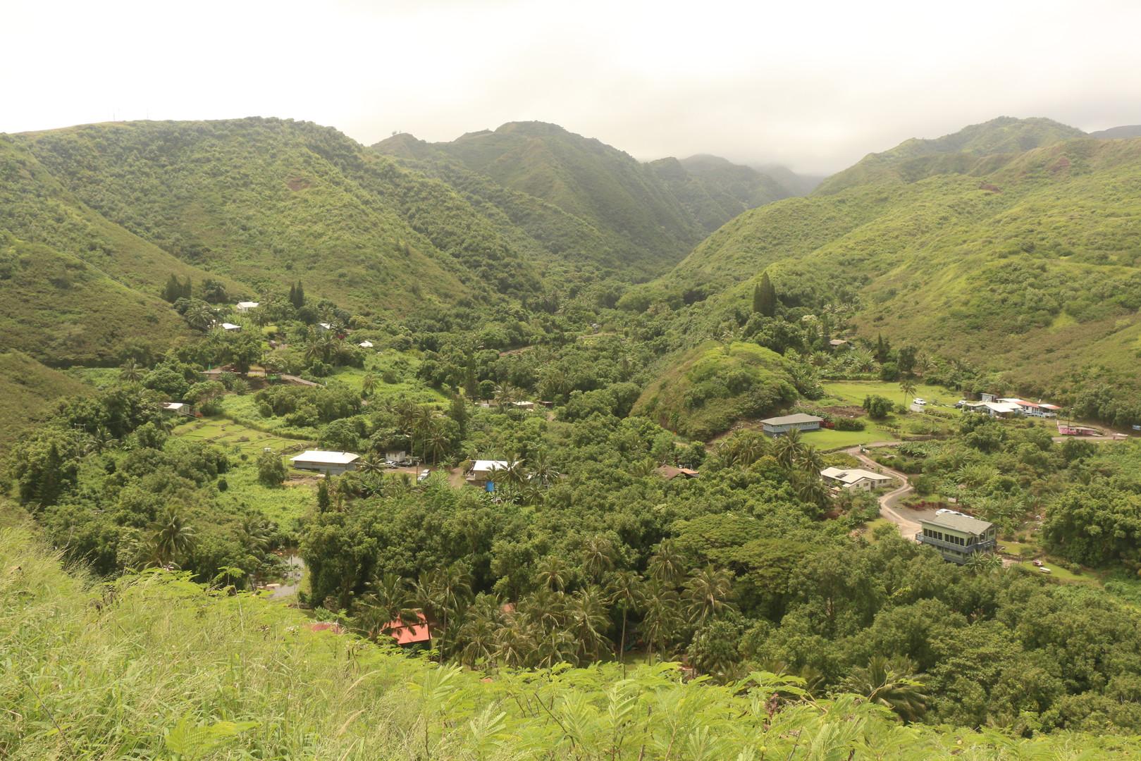 Kahakuloa Valley