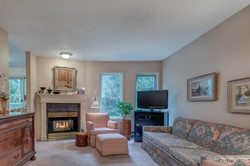 Cozy up to your gas fireplace