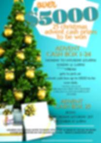 25 CHRISTMAS ADVENT CASH PRIZES.jpg
