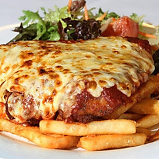 CHICKEN PARMGIANA