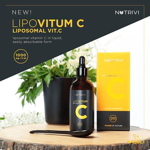 LipoVitum C 100 ml -Vitam C Liposomiale