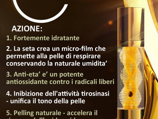 Collagene e Seta Liquida