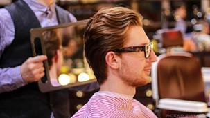 Barber Barber Hairdressers // 2016