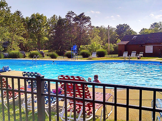 Atwood Yacht Club Pool