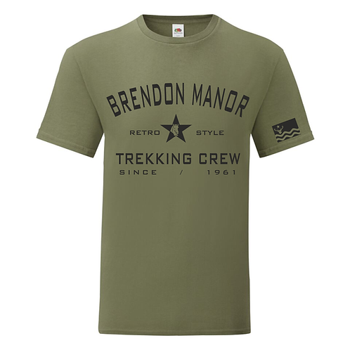 Brendon Manor Military Style Tee