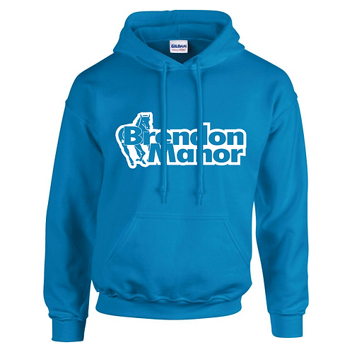 Brendon Manor Hoodie The Colour Collection - Child