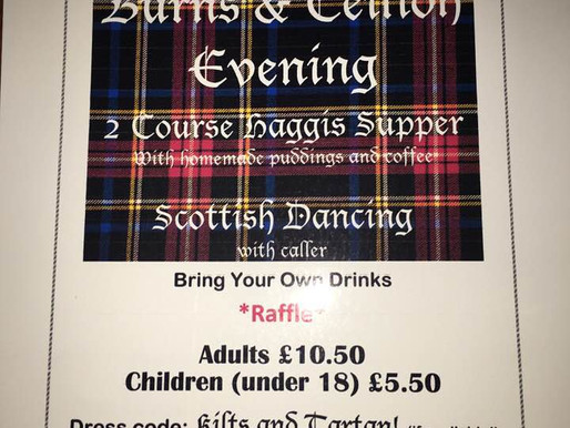Join us for a Ceilidh!