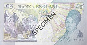 Important Information RE: £5 Notes.