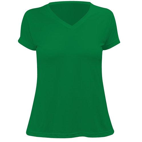 Baby Look Verde Bandeira