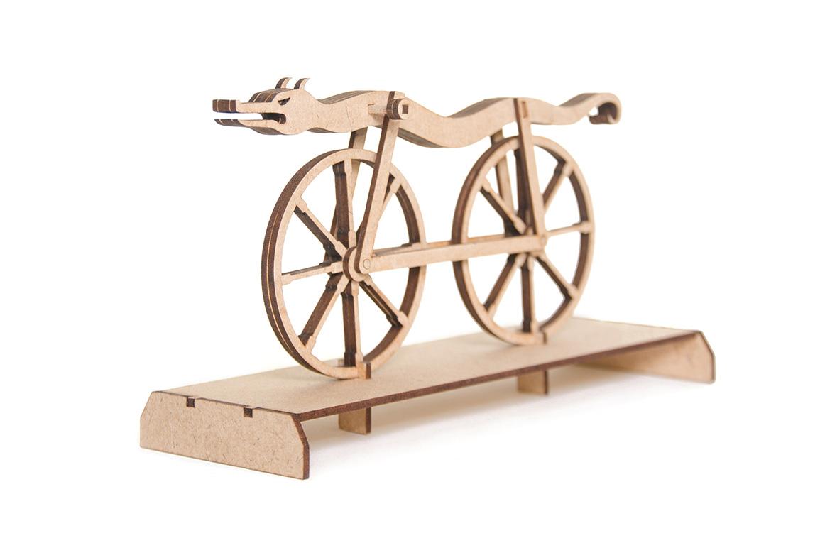 12.Vintage Bicycle 'Celerifere' DIY Kit