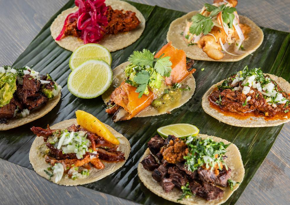 Taquizo Taco Spread