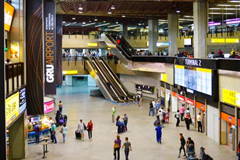 Transfer Aeroporto de Guarulhos