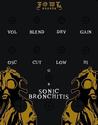 SONIC BRONCHITIS 2.0