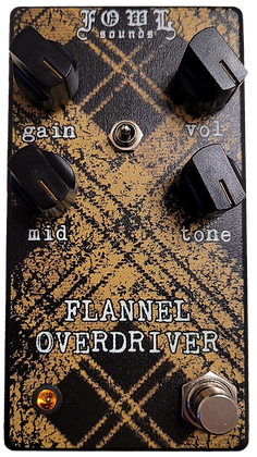 FLANNEL OVERDRIVER