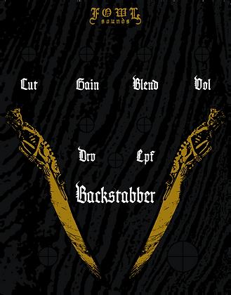 BACKSTABBER 2.0