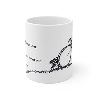 Lazy Drum Coffee Mug