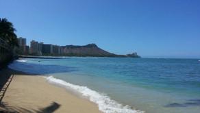 私も行きたい!HAWAII ~!(^o^)丿