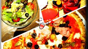 美味しいピザのお店(*^▽^*)