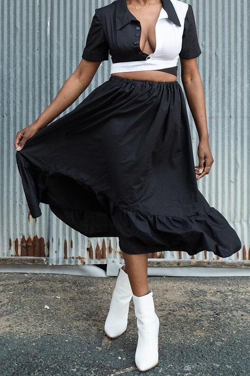 Midi Prairie Skirt