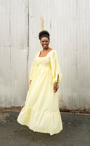 Flowy Summer Gown