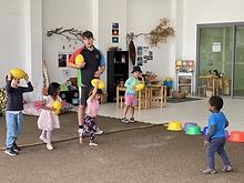 Sports in childcare