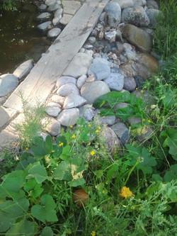 holding pond bridge