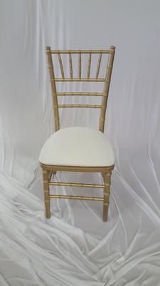 Chiavari Chair (Gold, Silver, Black, White)