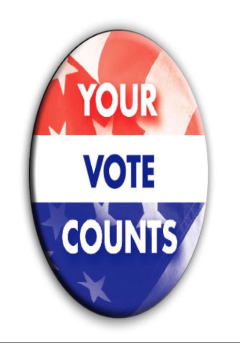 VOTE ON NOVEMBER 6, 2018!