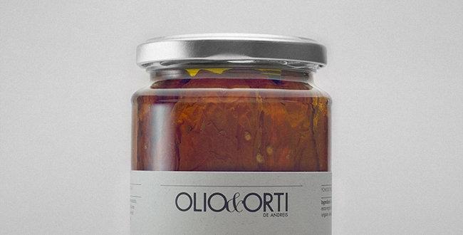 Pomodori Essiccati in Olio Extra Vergine di Oliva