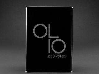Anche Olio De Andreis tra i vincitori del premio Le Forme dell'Olio 2021