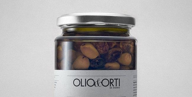 Olive Snocciolate Taggiasche Sottolio
