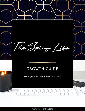 THE SPICY LIFE GROWTH GUIDE