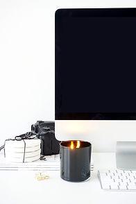 KFSS - Office Stock Photography - Black