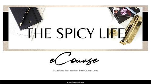 THE SPICY LIFE E-COURSE