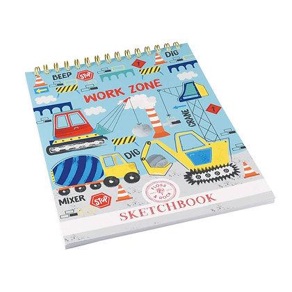 Construction Sketchbook