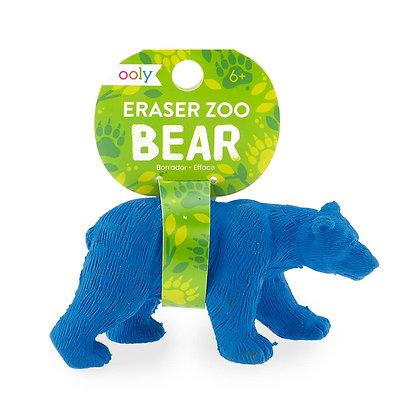 Eraser Zoo - Bear 1PC