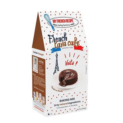 Baking Mix- Fondant Chocolate