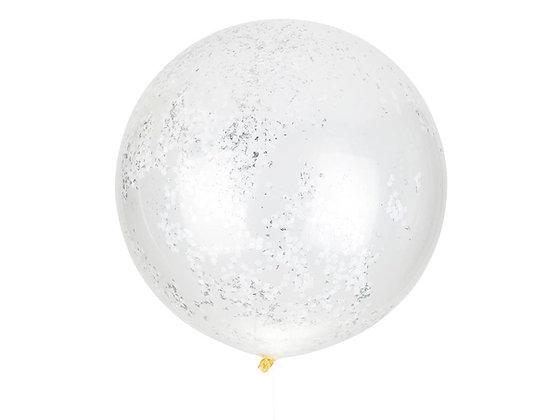 Disco Giant Confetti Balloon